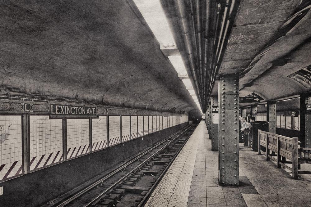 Lexington Avenue Station, New York, USA