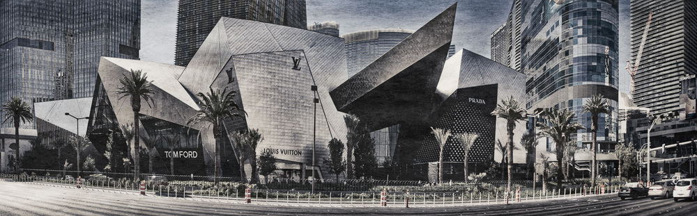 Vegas City Center, Las Vegas, USA