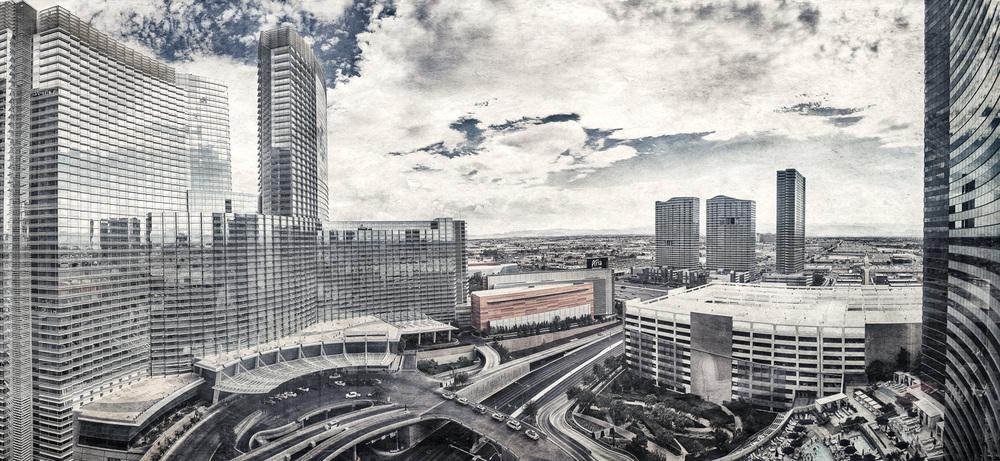 Aria/Vdara, Las Vegas, USA