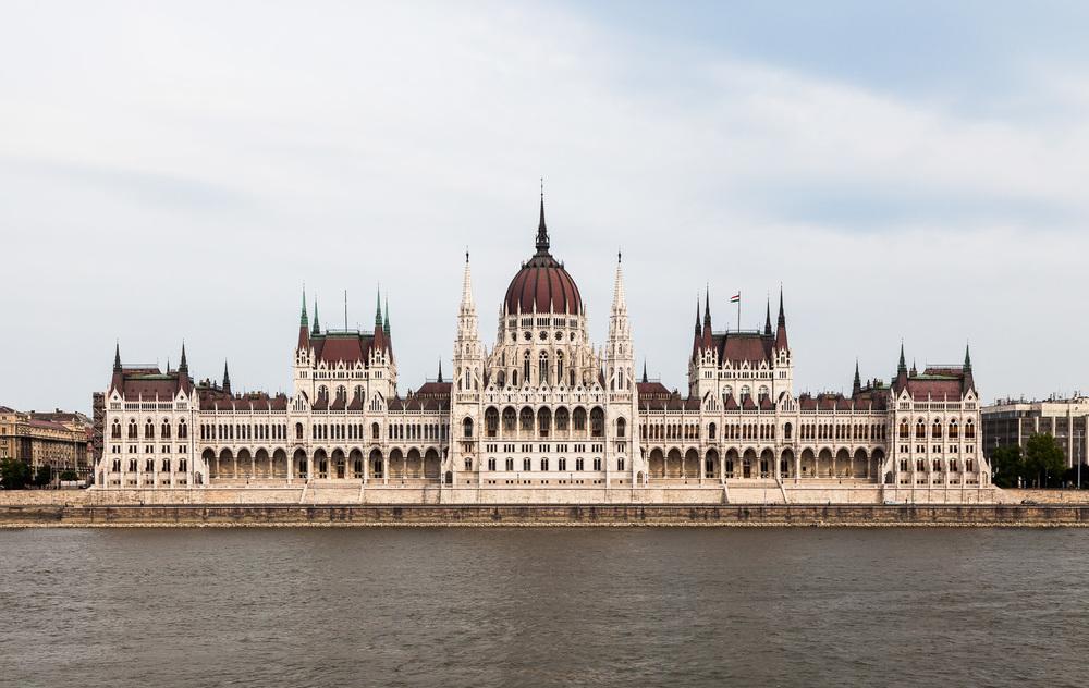 Országház (Parliament Building), Budapest, Hungary