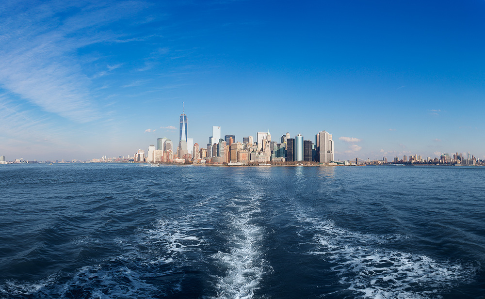 Manhattan Island, New York