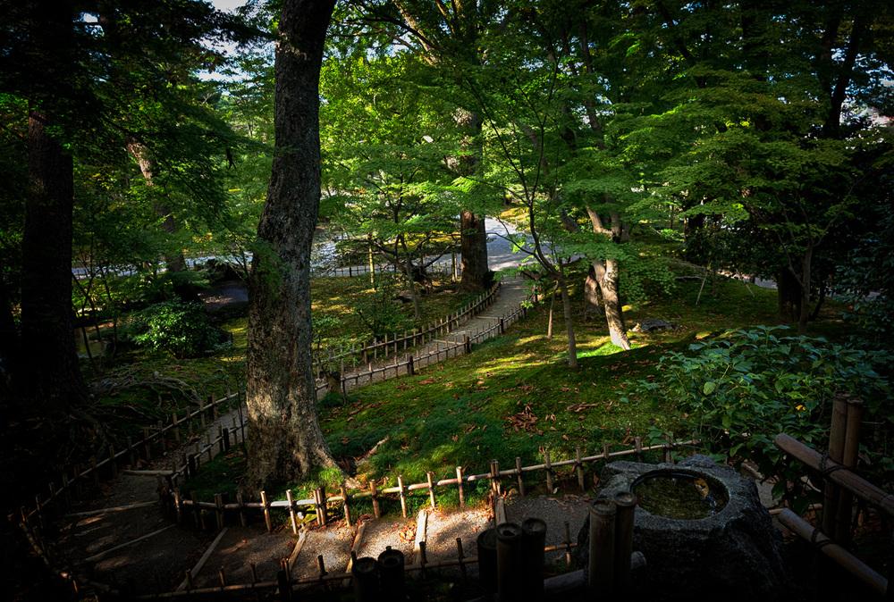 Kenroku-En Garden in Kanazawa