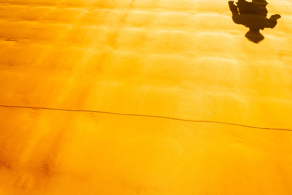 The Floating Piers - Fabric from Luftwerker, Lübeck