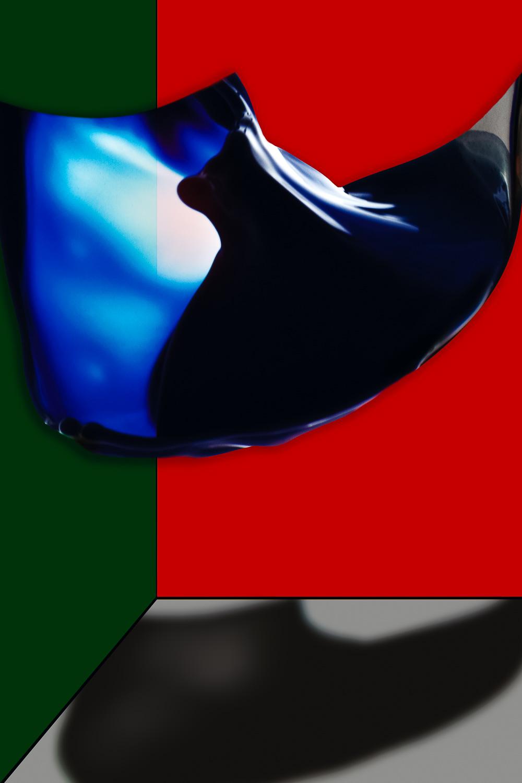 Blue Paint 02
