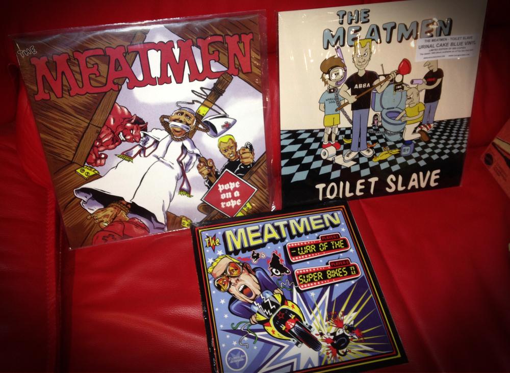 Meat Log The Meatmen