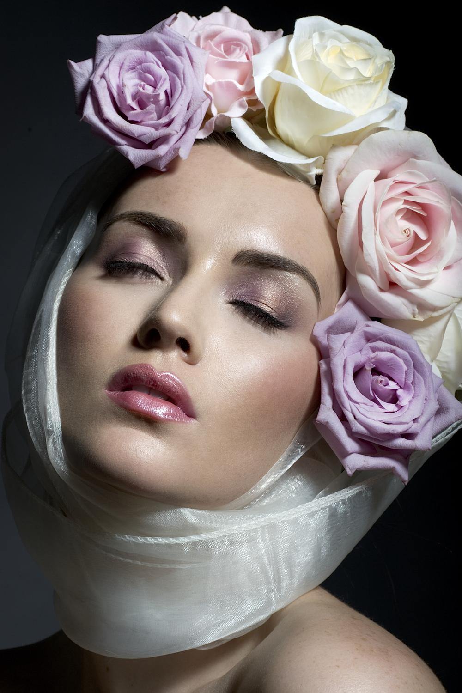 Dewy-makeup