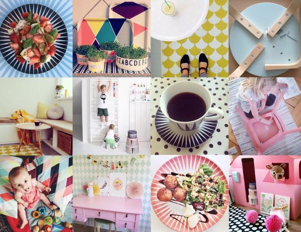 instagram collage from #bråkig
