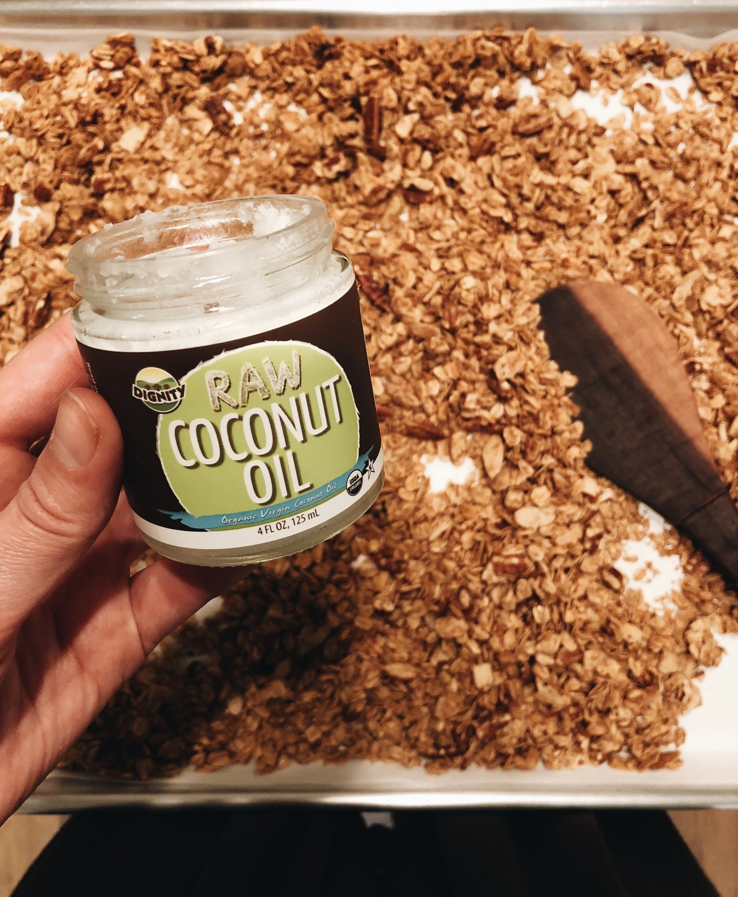 Make your own Granola! — Dignity Coconuts