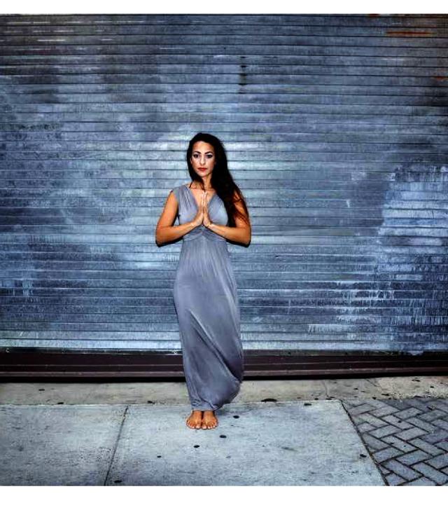 Jessica Cooper Yoga