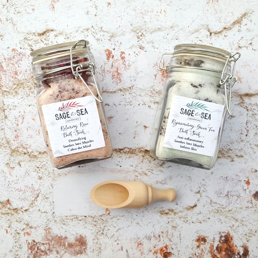 Sage and Sea Apothecary: 12/10
