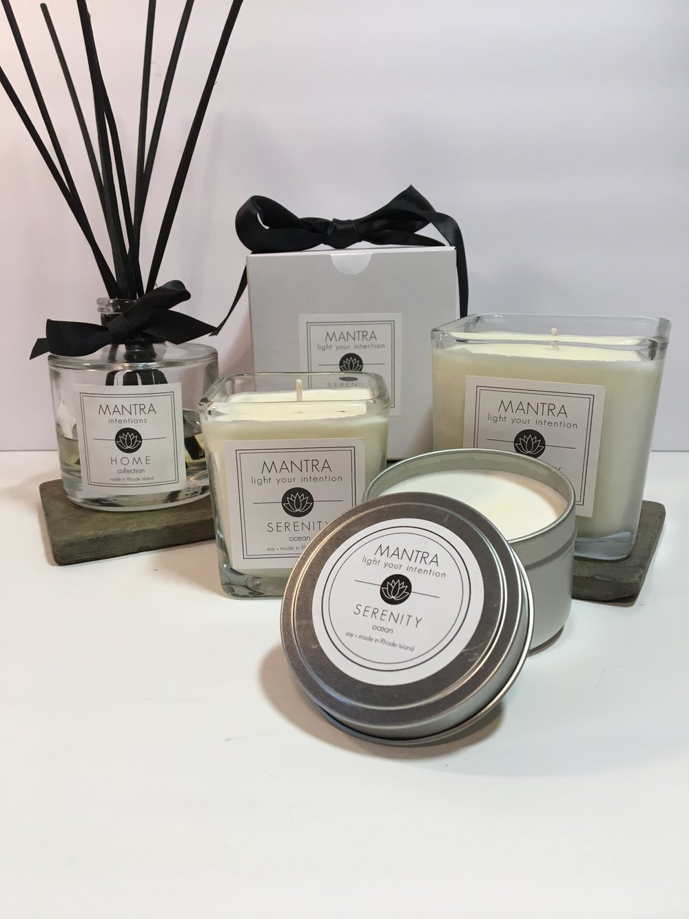 Mantra Candles: 12/3