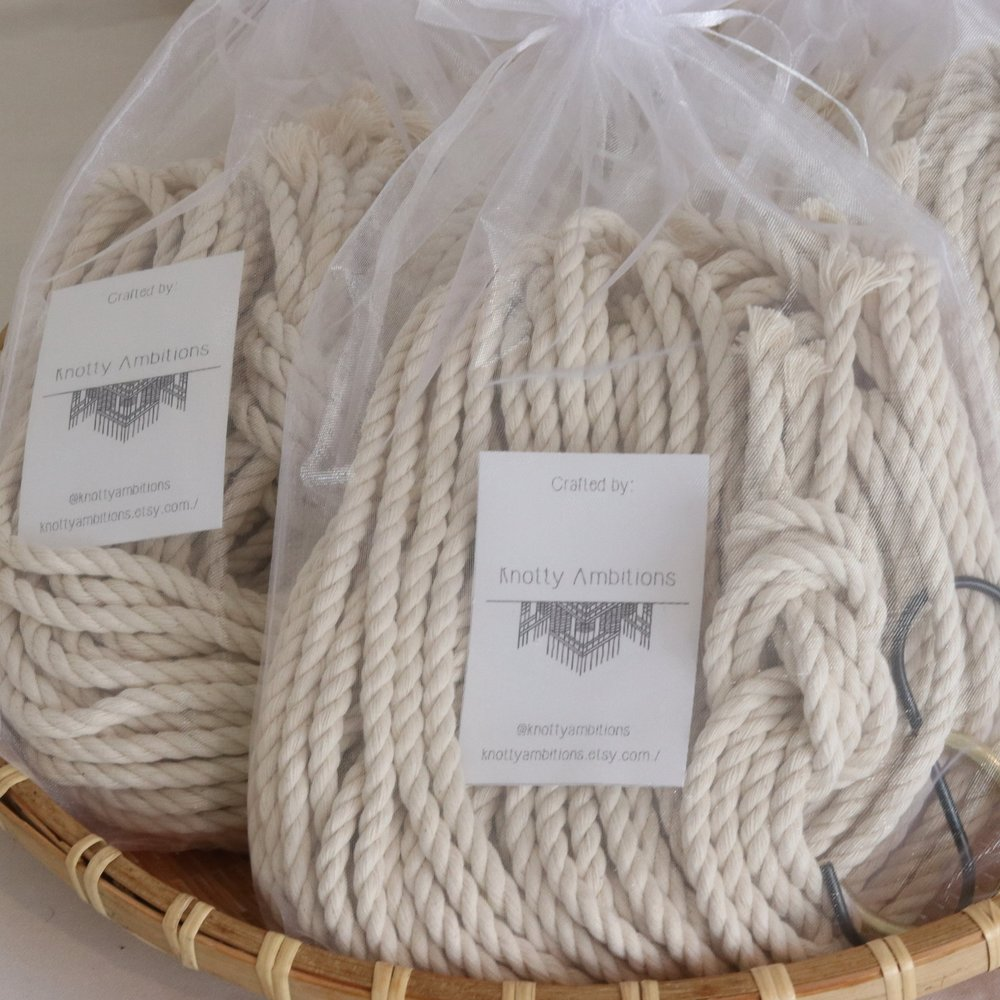 Copy of Macrame Materials