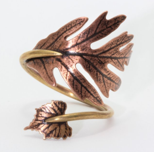 Botanical Brass