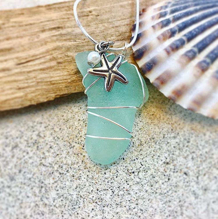 RI Sea Glass