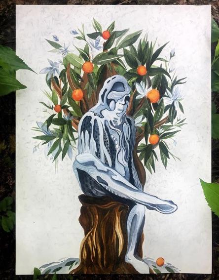 Erica Baptiste Art