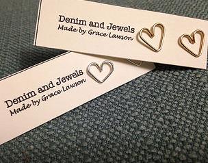 Denim and Jewels