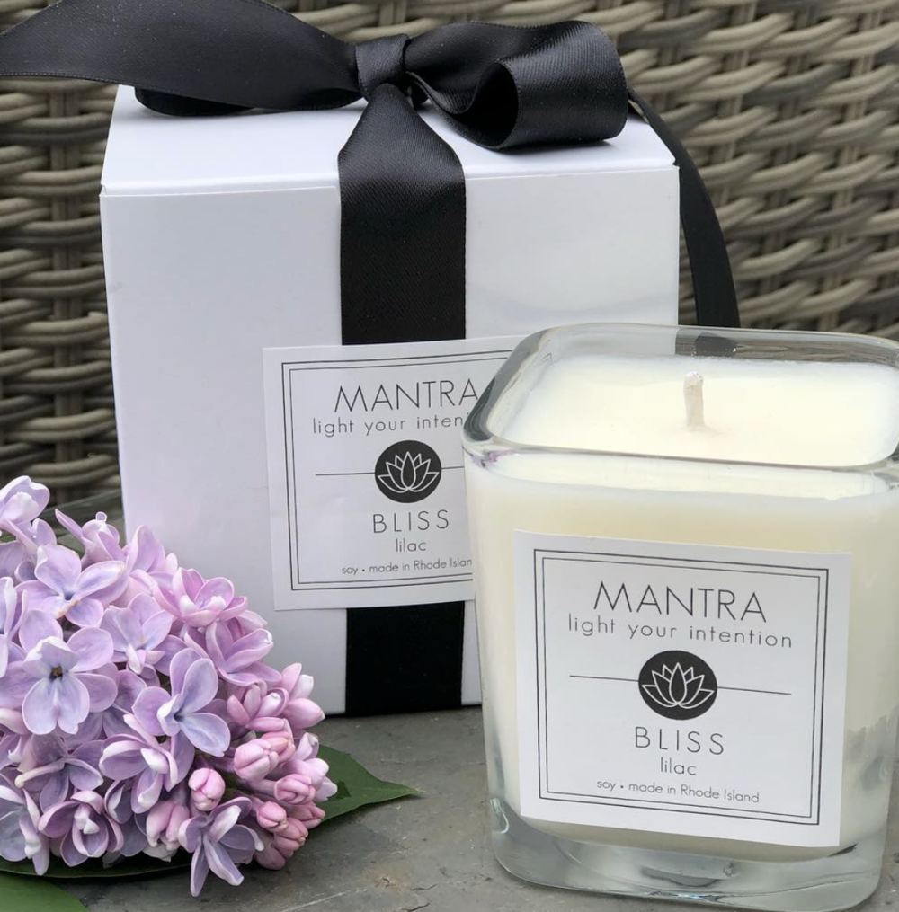 Mantra Candles