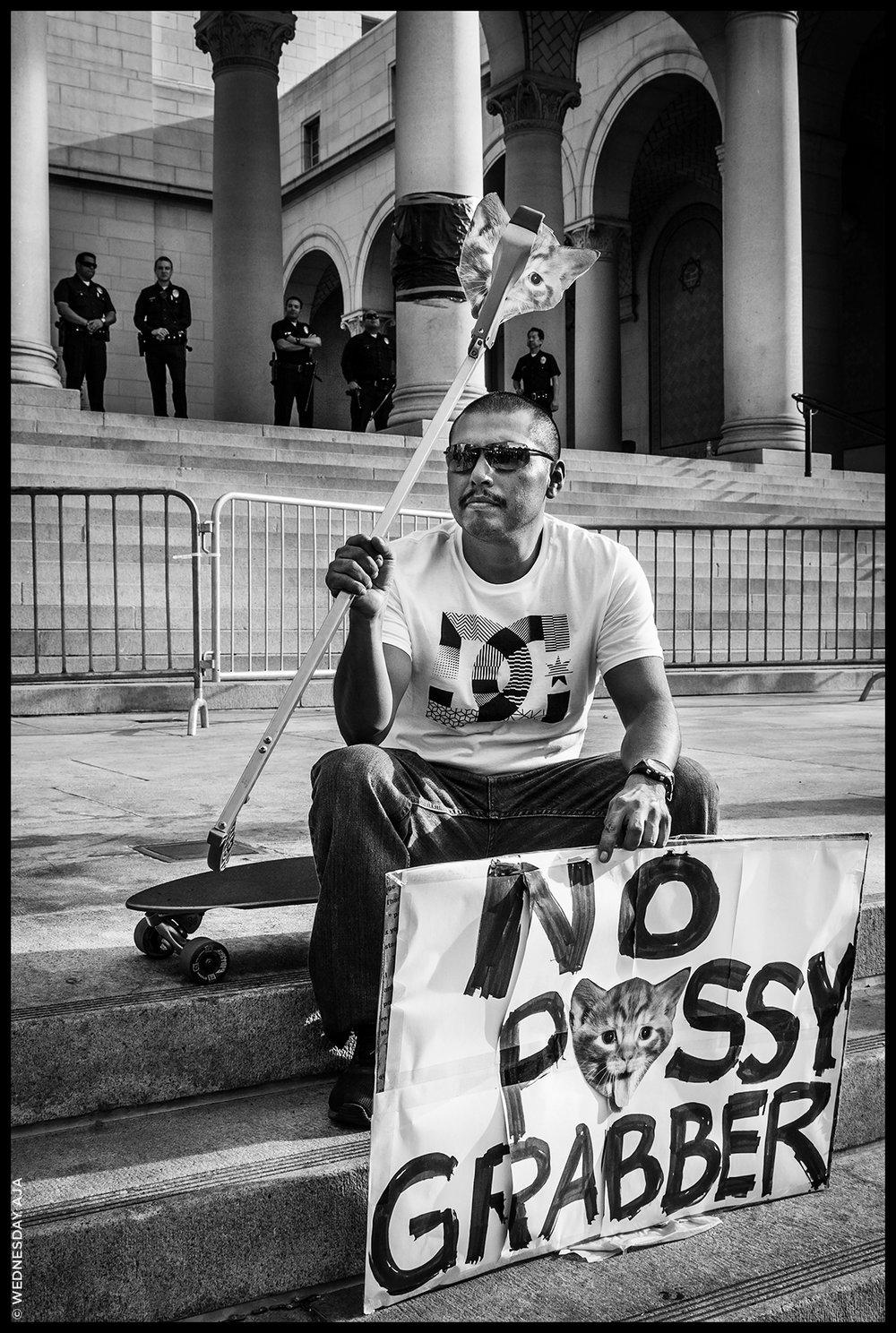 United Against Trump & Hate  Los Angeles, California Nov 12, 2016