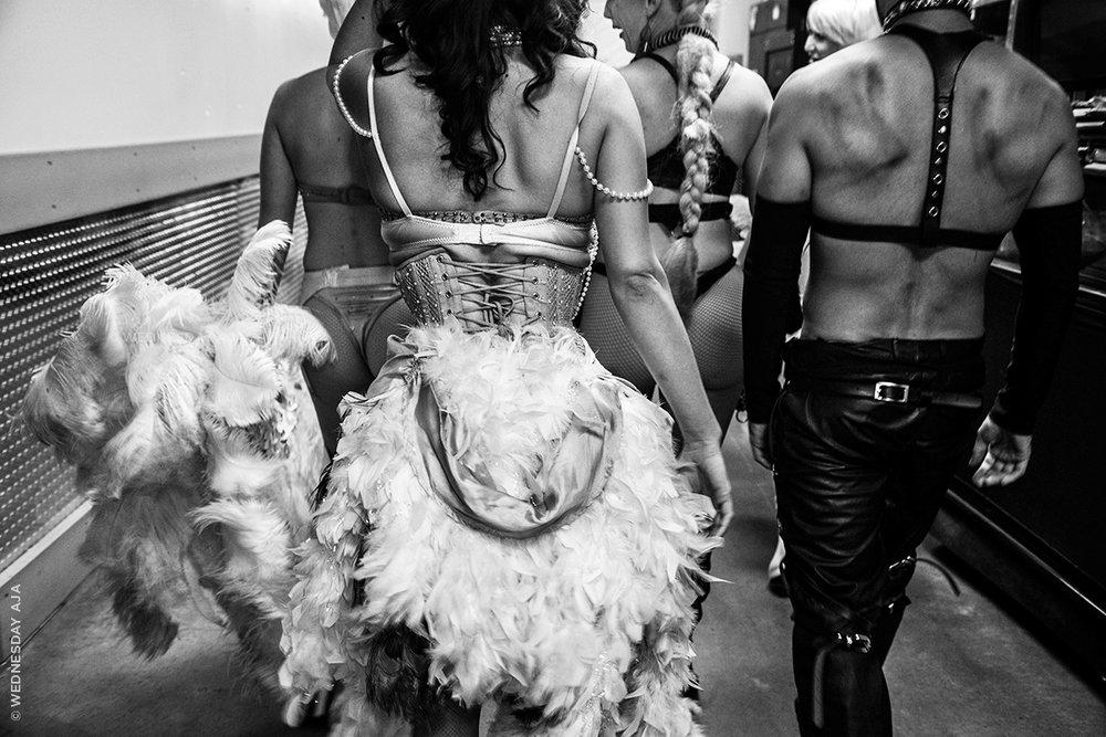 Pyrrha Sutra's PHANTOM OF THE OPERA  Fetish &Fantasy Ball //Hard Rock Hotel & Casino, Las Vegas