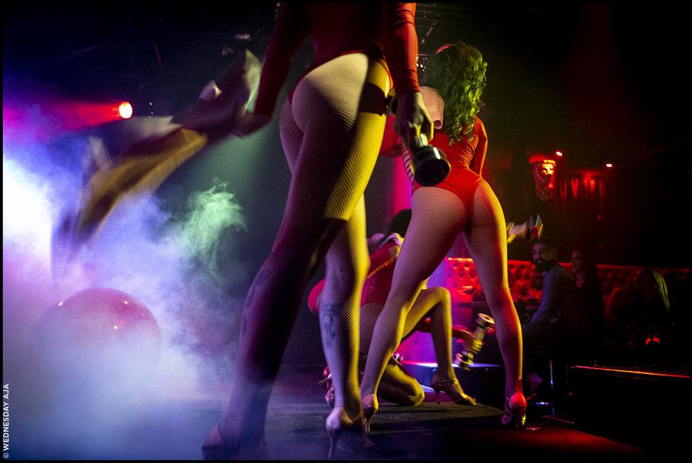 LONEFOXX Burlesque  Presents HUNT