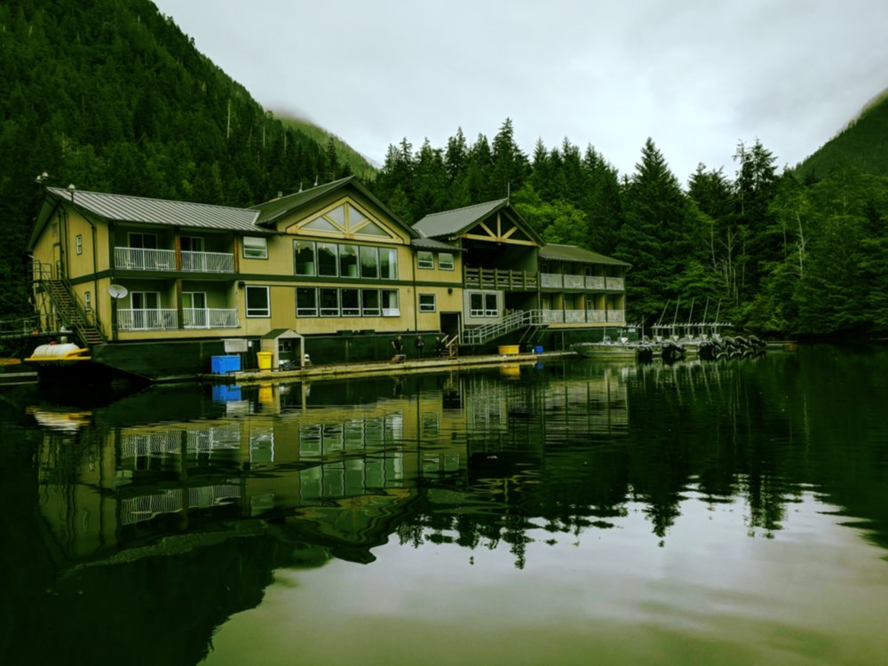 Floating Luxury on the Edge of the World - New Haida-owned eco-lodge Ocean House reflects the authentic beauty and brawn of remote Haida Gwaii.