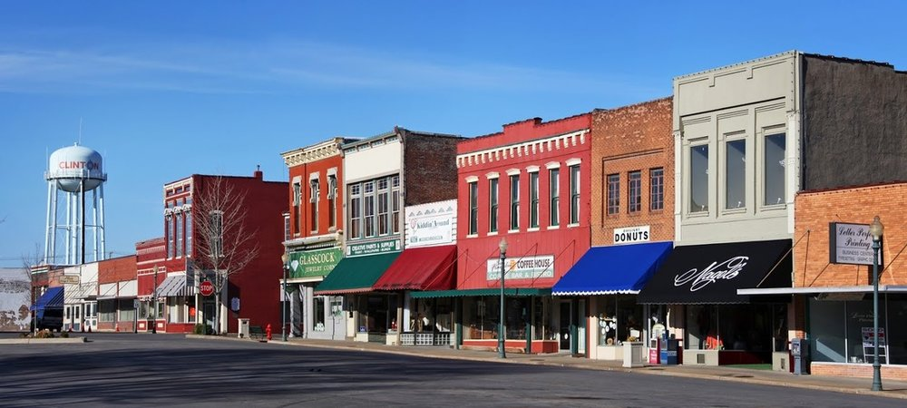 Beautiful Clinton, Missouri