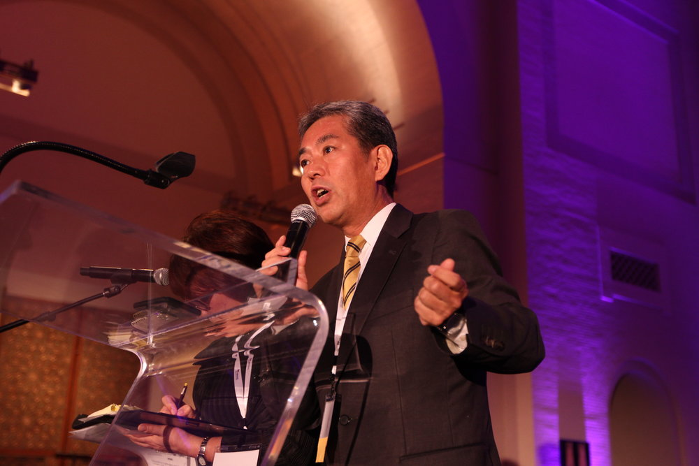 Ken Kitajima, CEO, Novus International