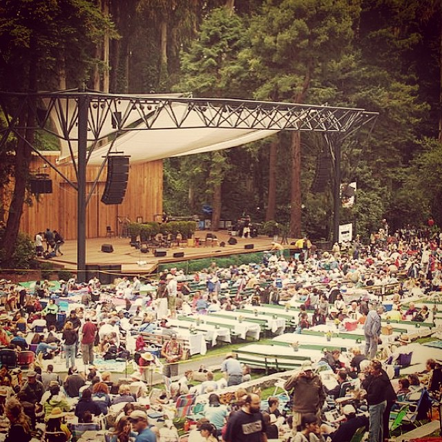 Tomorrow we play Stern Grove in SF @ 2pm.  It's #free!  #byob #picnic #livemusic #sfmusic #sterngrove #bringthekids