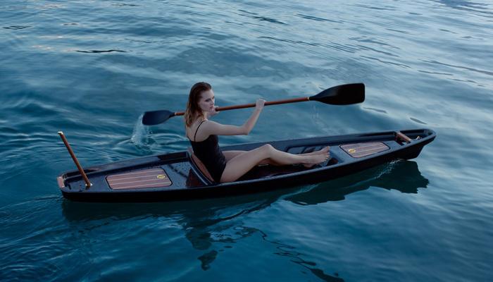 Jamie McLellan Kayak
