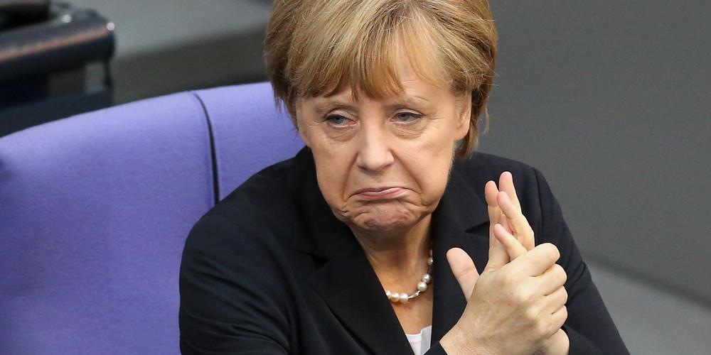 """""""Mutti'' Merkel"""