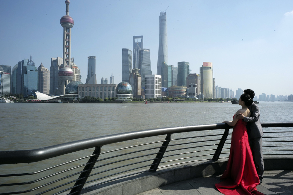 Romance in Shanghai