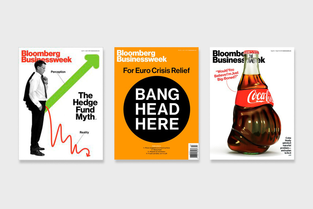 Bloomberg full of wit and discourse — insights as opposed to plagiarised commentary.