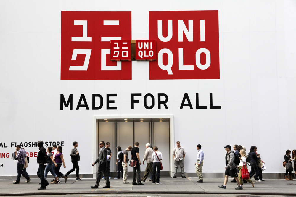 Uniqlo's quality basic garments have earned the title  Made for all .