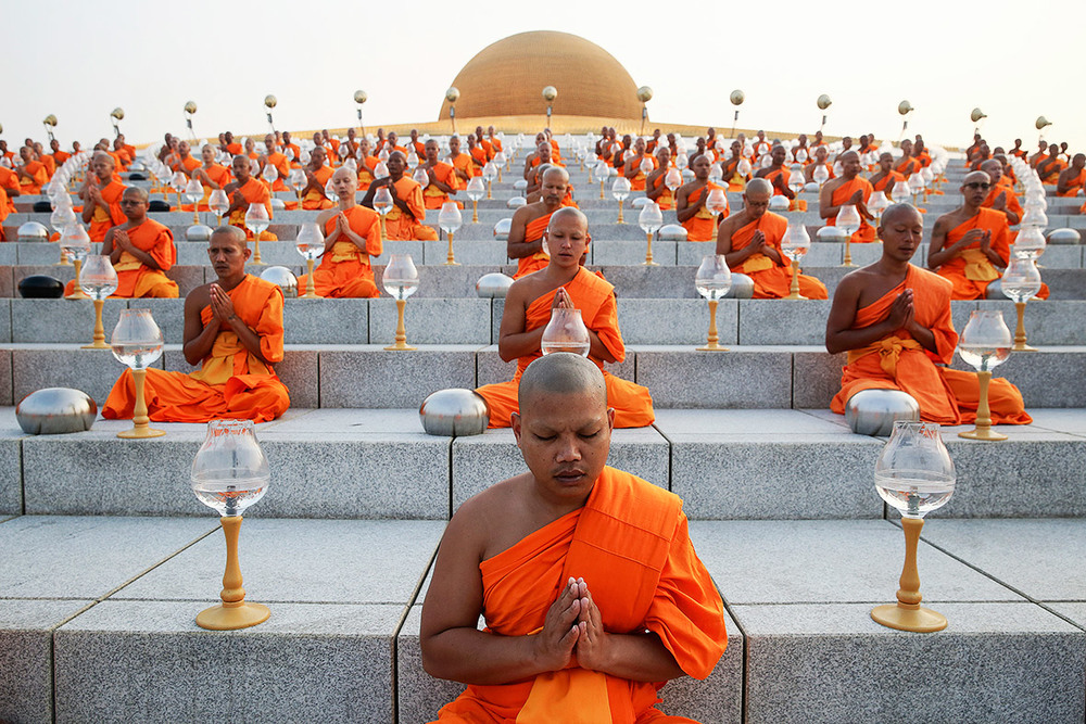 Ongoing meditation strengthens the mental capacity of Monks — can sustaining a habit of imagining do the same?