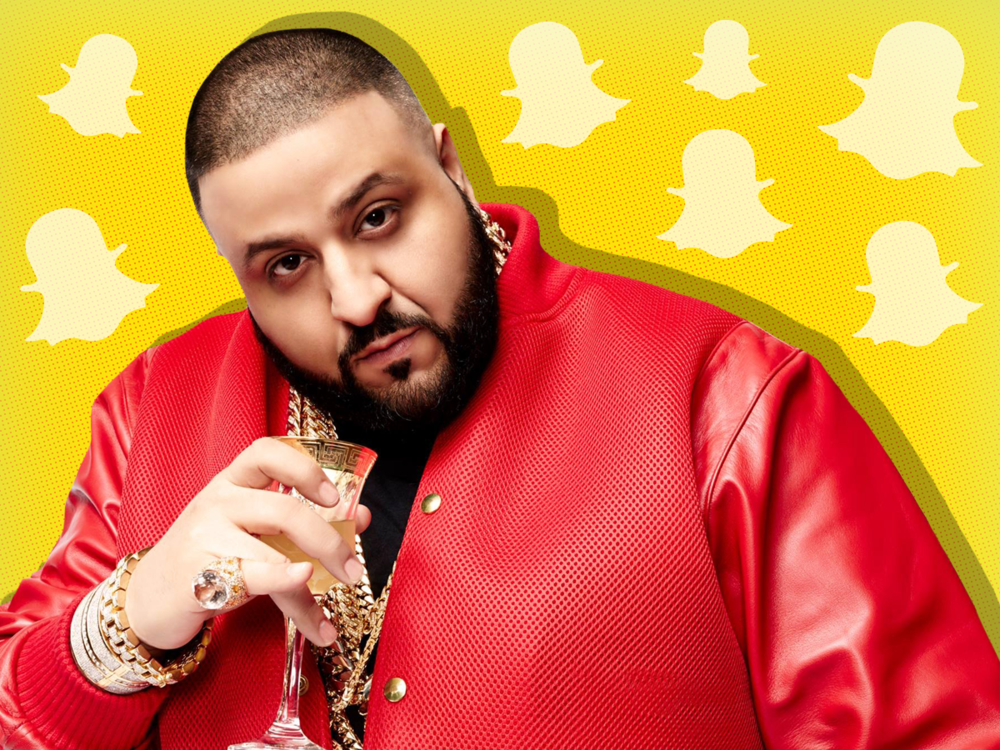 American record producer DJ Khaled is notorious for broadcasting each moment of his day to day life. So far it has cost him $80,000USD for broadcasting credit card information, among other things.