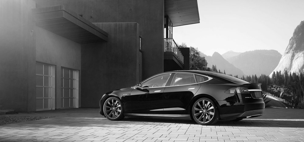 If your principal business objective is to sell products online like  Tesla , enabling the mobile market through an app is advisable to drive quality traffic to your e-commerce content. Photo by  Tesla .