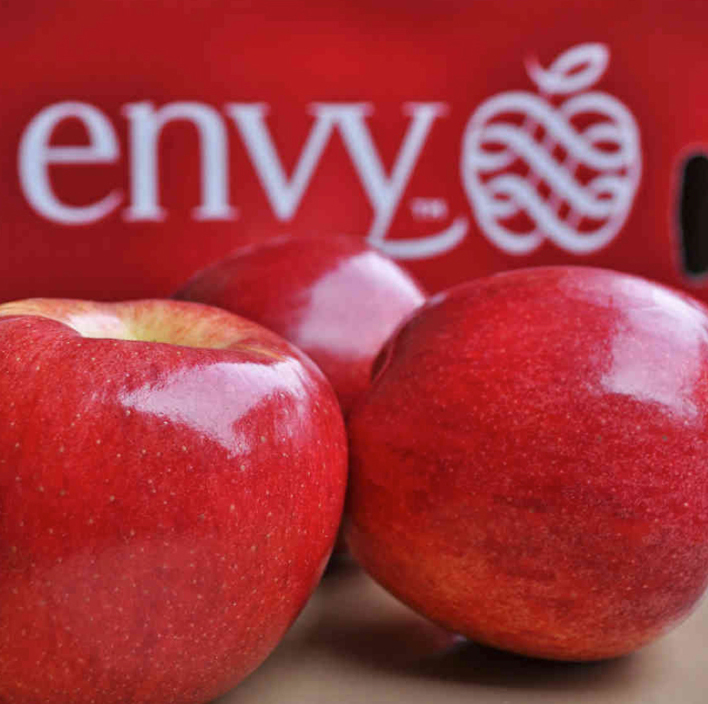 Envy Apples  are currently enjoying strong sales internationally.