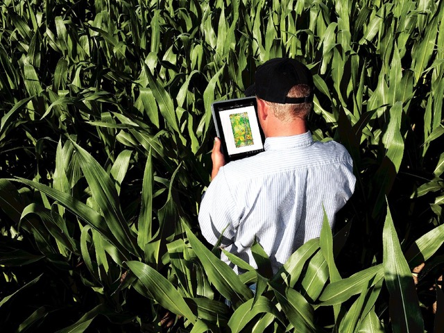 Environmental farming with data will be an absolute necessity. Image courtesy of https://geneticliteracyproject.org/2016/04/28/turning-potential-big-data-agriculture-farmer-consumer-benefits/