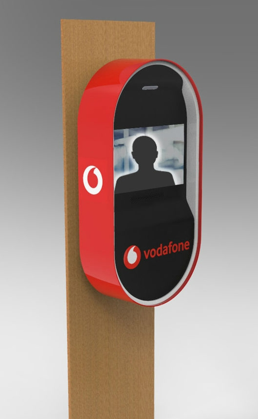 Vodafone today announced it will be the first global telecommunications company to launch an Intelligent Digital Human, powered by FaceMe.