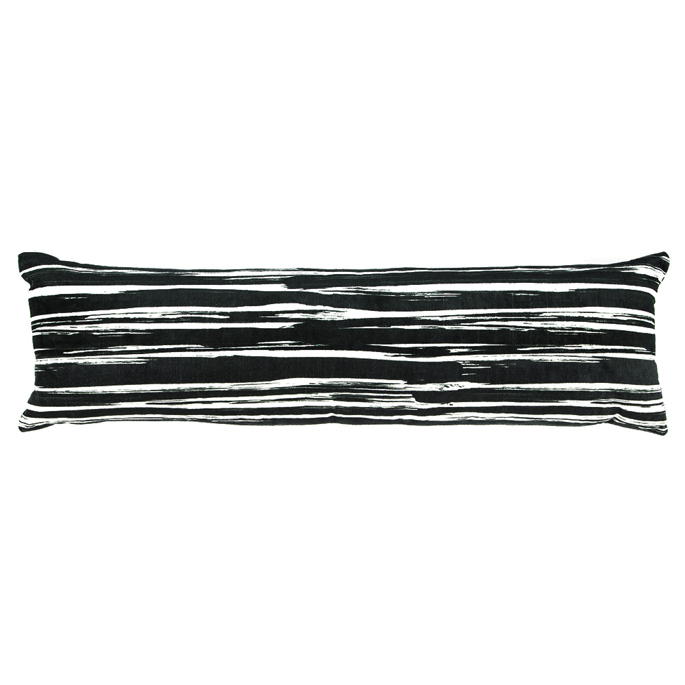 "42"" BRUSHSTROKE LUMBAR PILLOW"