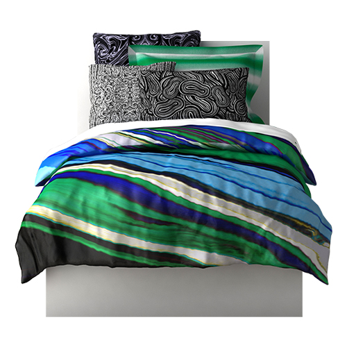 AGUA TWIN DUVET COVER