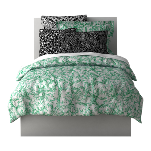 SPLASH TWIN DUVET COVER