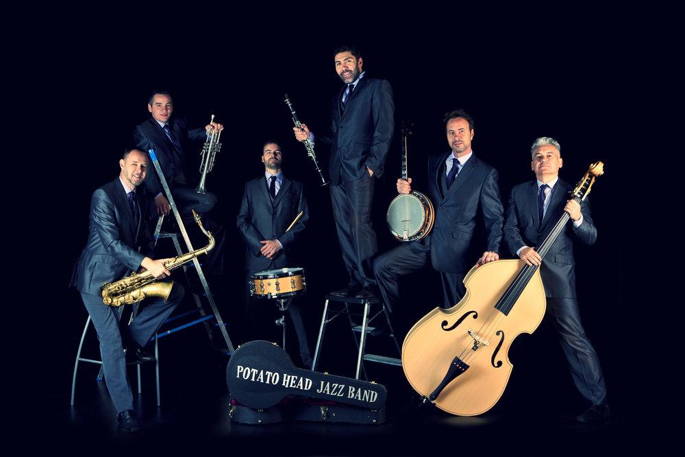 Potato Head Jazz Band 15/7