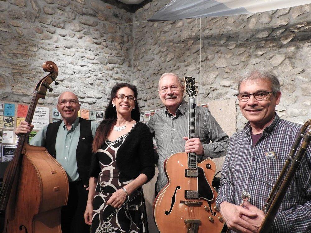 Marijke Meets Ten Strings and a Blow 11/8