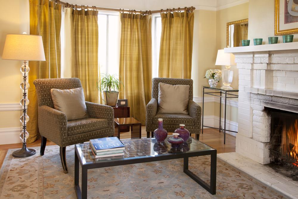 Living Room as Inner Sanctum