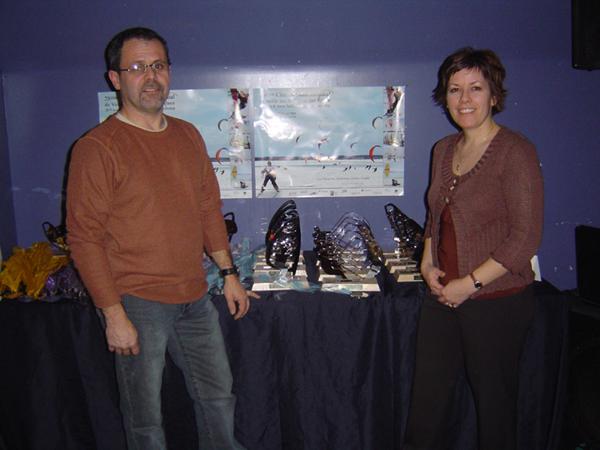 Les trophées de la Wissa en 2008