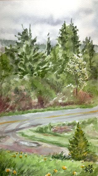 Avant la pluie (Sainte-Florence)