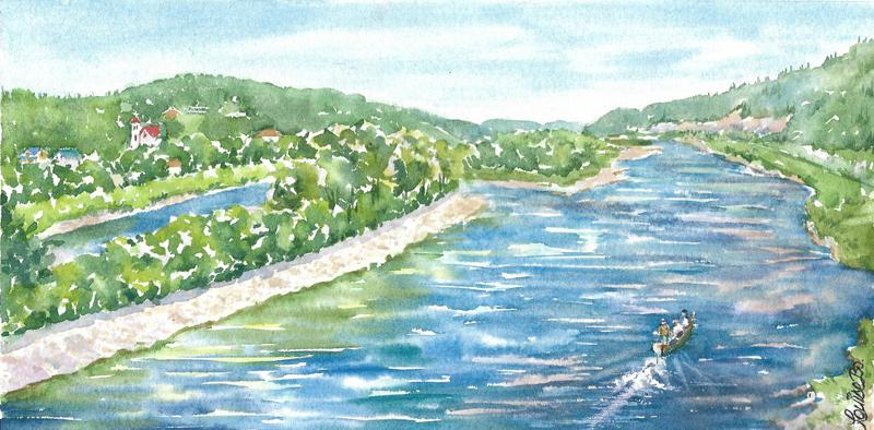 Les Iles Matapédia