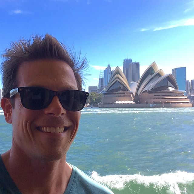 Sydney, you're the best!! Thanks for the hospitality and memories! I had an absolute blast, made some amazing and talented friends along the way and hope to return soon!  PS...Aussies sure know how to do #coffee right! #bravo #reallygonnamissthatjava  #muchlove #acting #nida #sydney #australia #bondi #operahouse #harbour