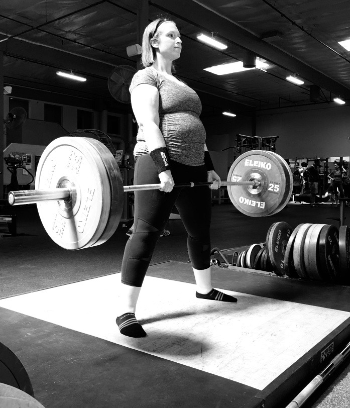 """""""  I love that I can swing a 48kg kettlebell and deadlift over 100kg, and knowing that I have that kind of strength has positively impacted all areas of my life."""""""